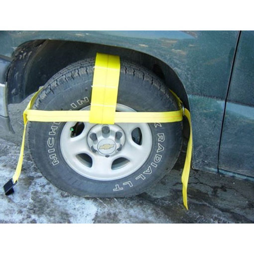 "Tow dolly basket strap 13"" to 18"""