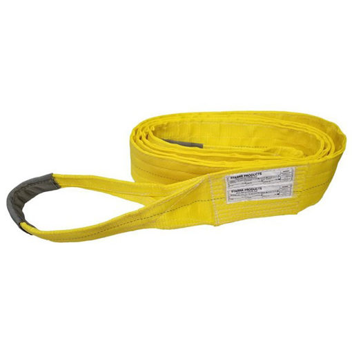 "Picture of 10"" x 26 ft. 1 Ply 80,000 lb. Tow Strap"